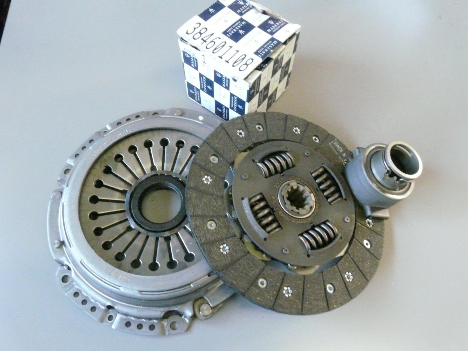02 Clutches : MaseratiSpares, Maserati parts, Spares